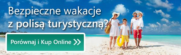 porównaj i kup online polisę turystyczną