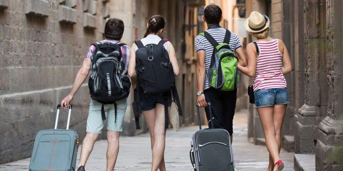 wakacje a bagaż podróżny