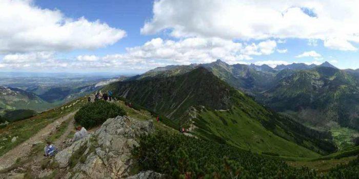Ubezpieczenie w górach i w podróży