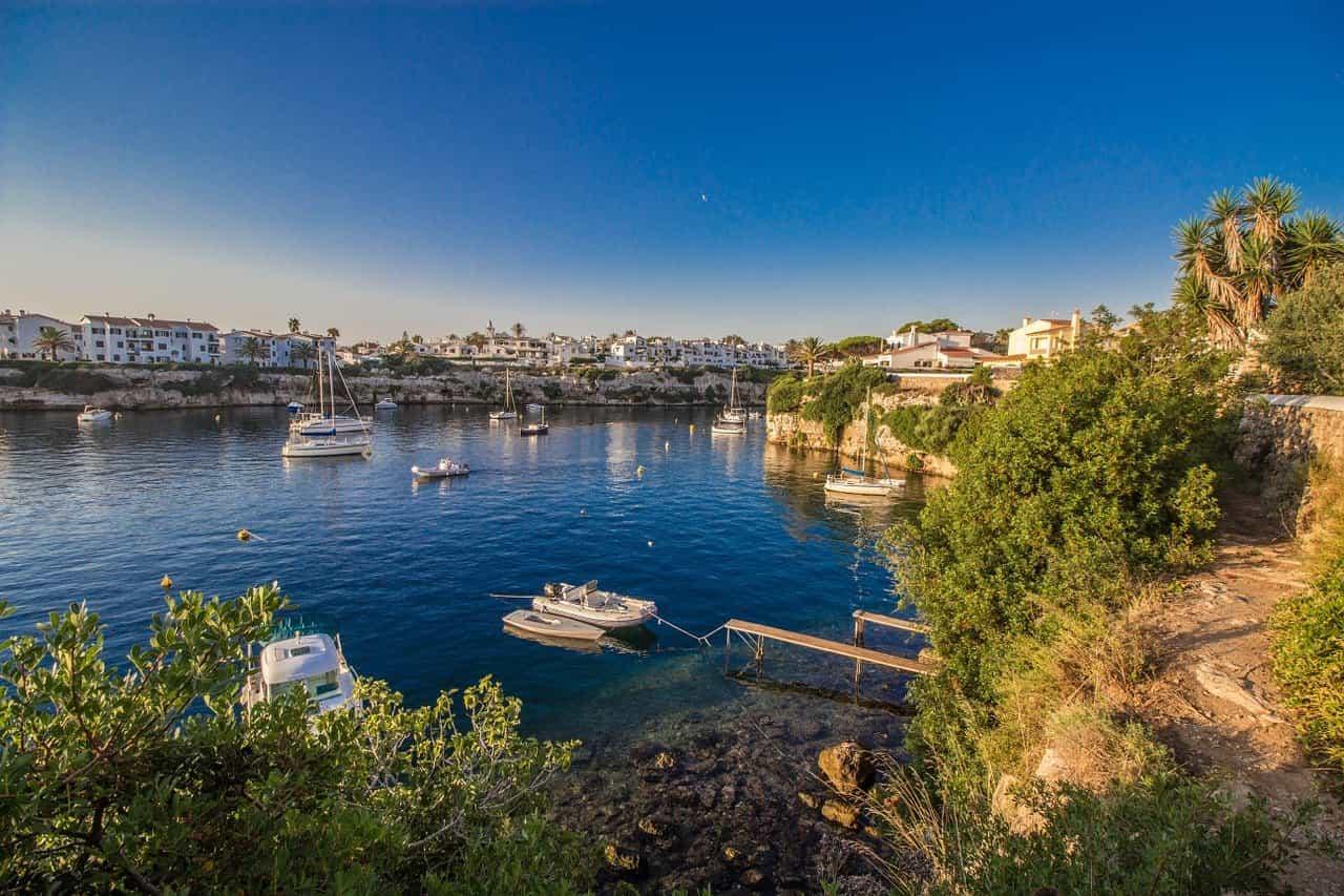 wakacje na Minorce