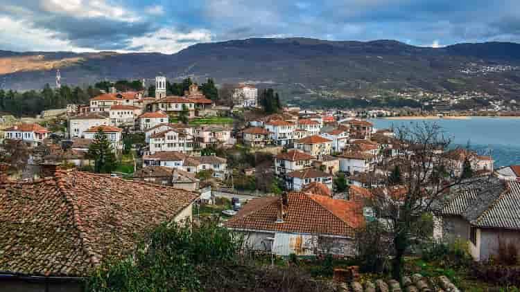 panorama Macedonii
